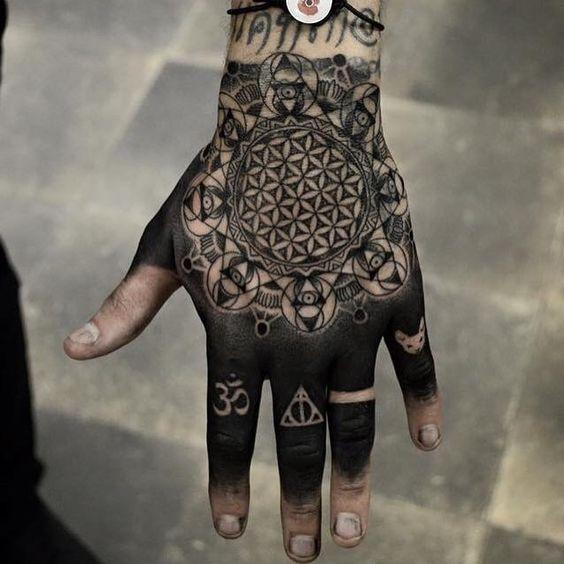 sur la main et les doigts 2