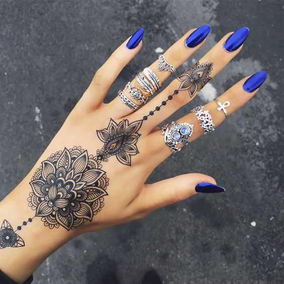 sur la main et les doigts 4
