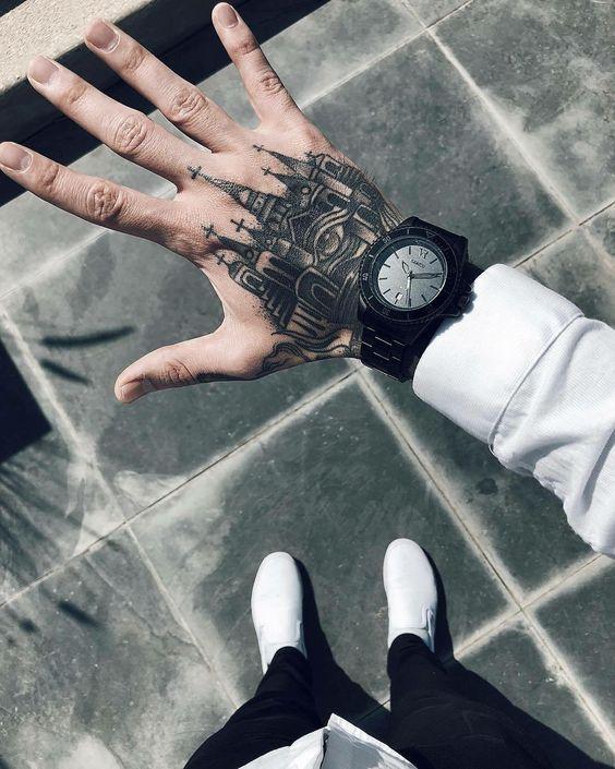 en main pour homme 6