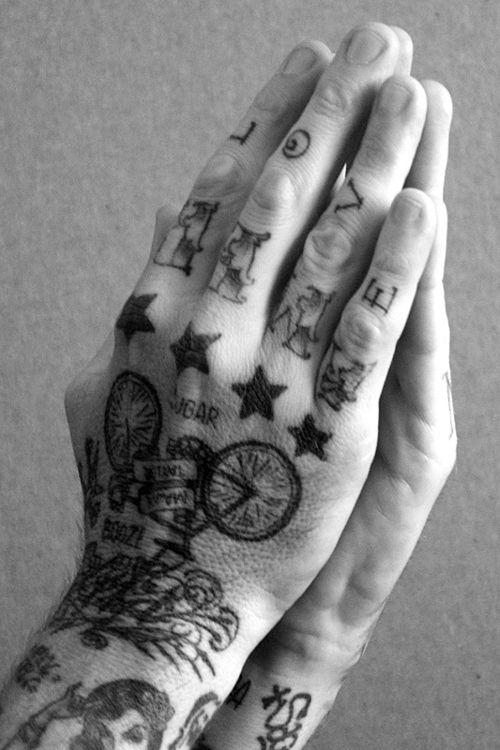 en main étoiles 7