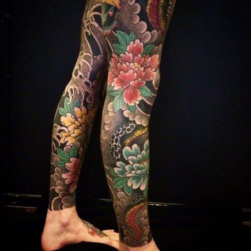 tatouages japonais 4