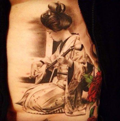 tatouages japonais 7