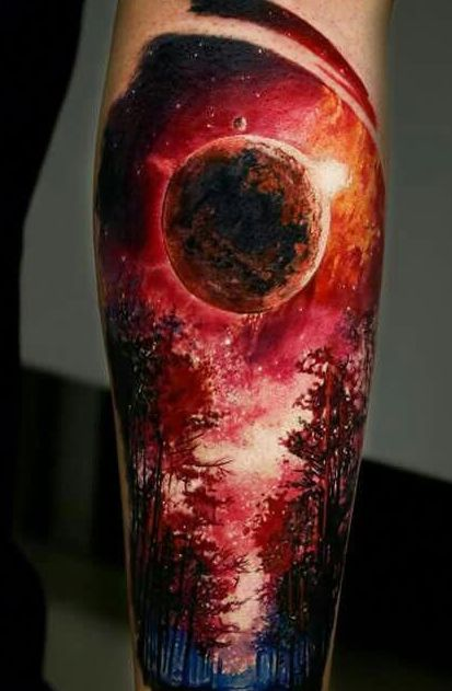 planètes tatouages 3 1