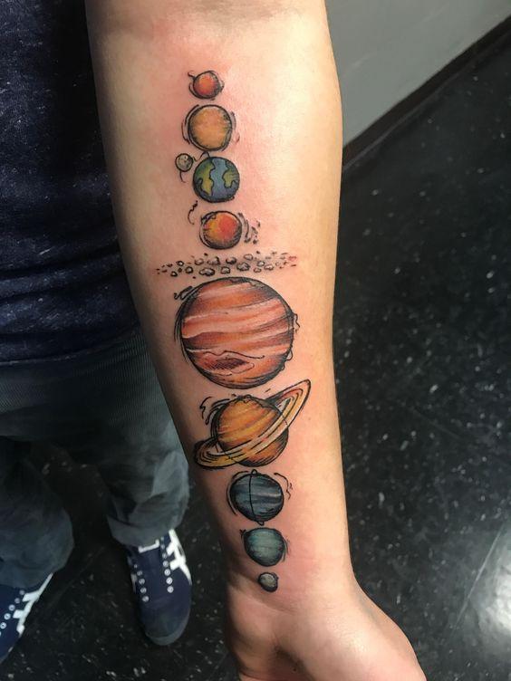 les planètes 1 1