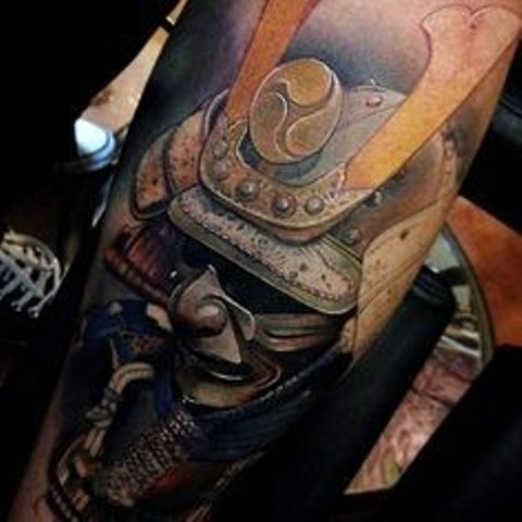 guerriers samouraïs 1