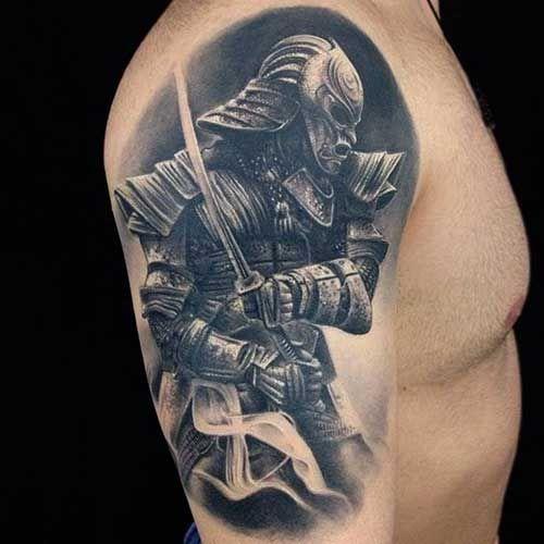 guerriers samouraïs 2