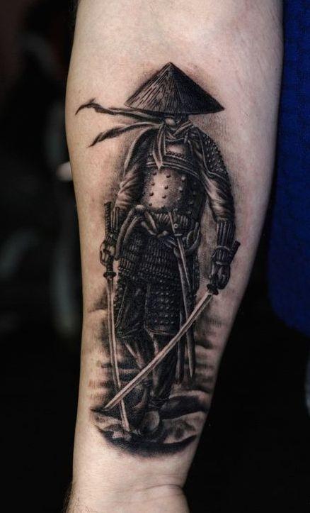 guerriers samouraïs 3