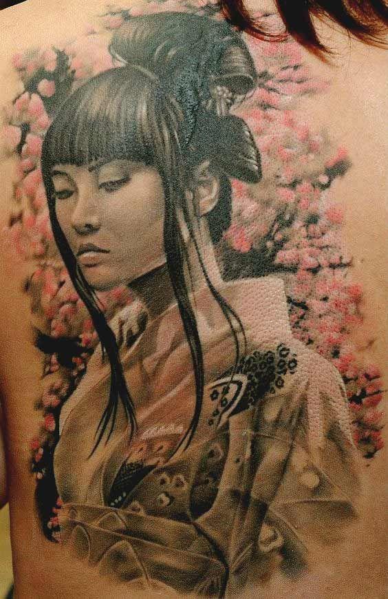 samouraïs et geisha 2