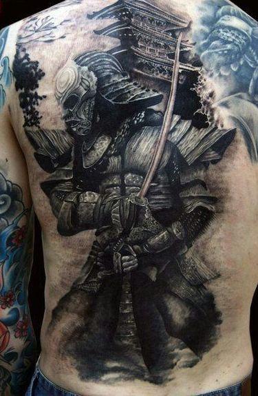 guerriers samouraïs 4