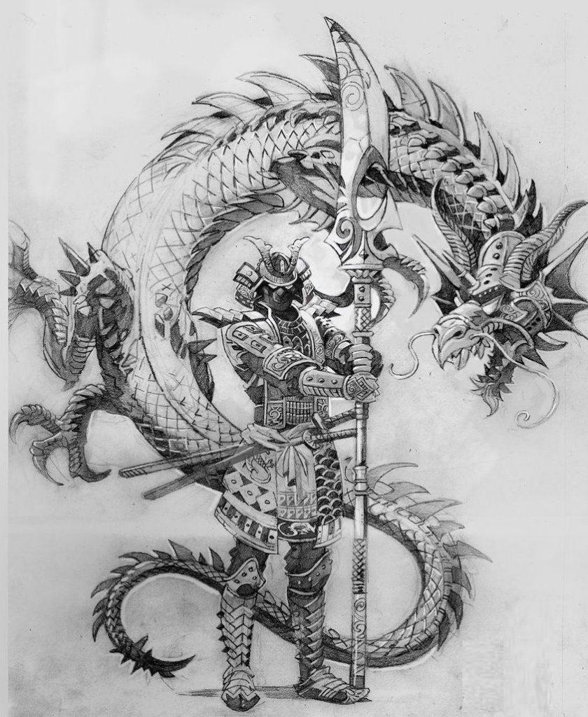 samouraïs et dragons 2 840x1024