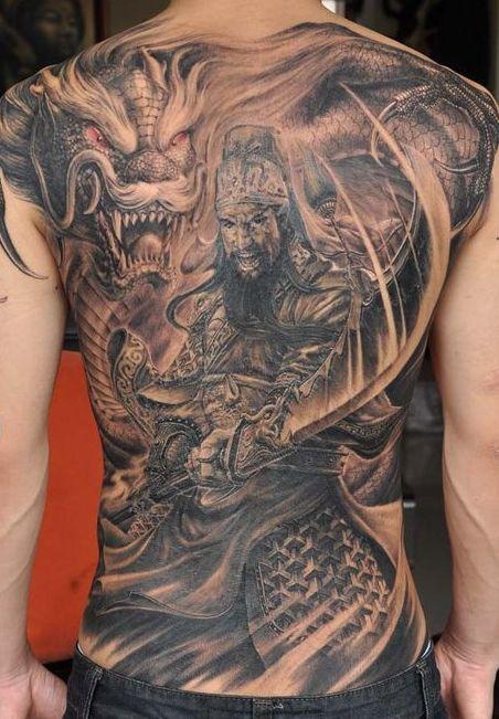 samouraïs et dragons 1