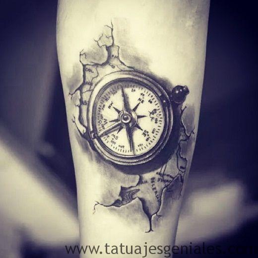 tatouages d'étoiles nautiques 1