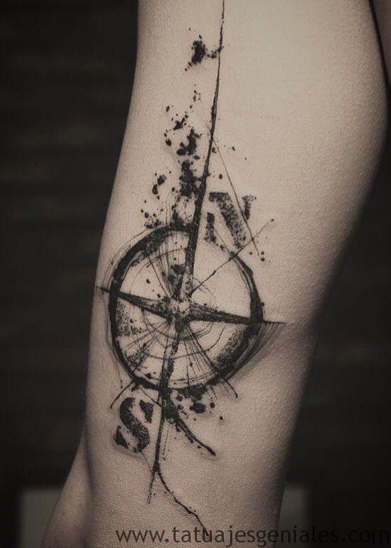 tatouages d'étoiles nautiques 10