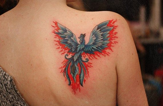 avefenix dans les tatouages 1