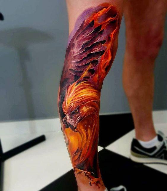 jambe phenix 1