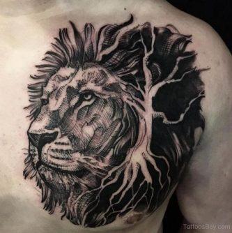 poitrine de lion 333x334