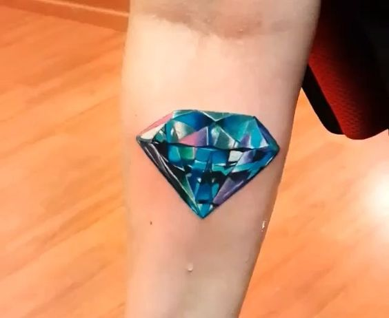 Diamants 3D 7