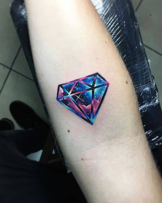 diamants de couleur