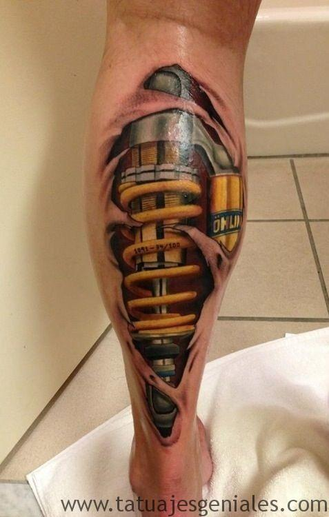 tatouage homme jambes tatouages 10
