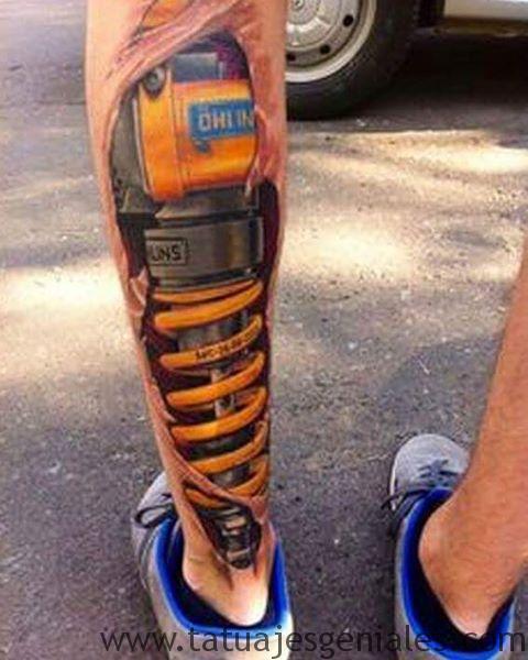 tatouage homme jambes tatouages 6