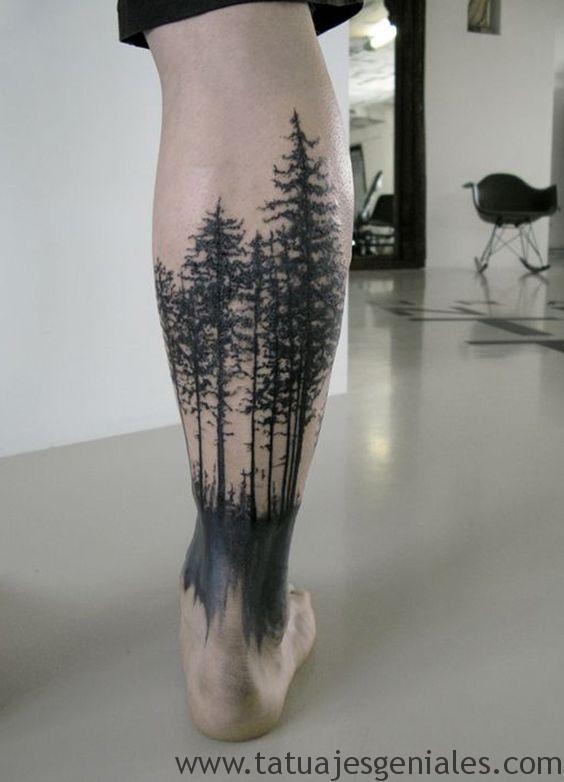 tatouage homme jambes tatouages 4