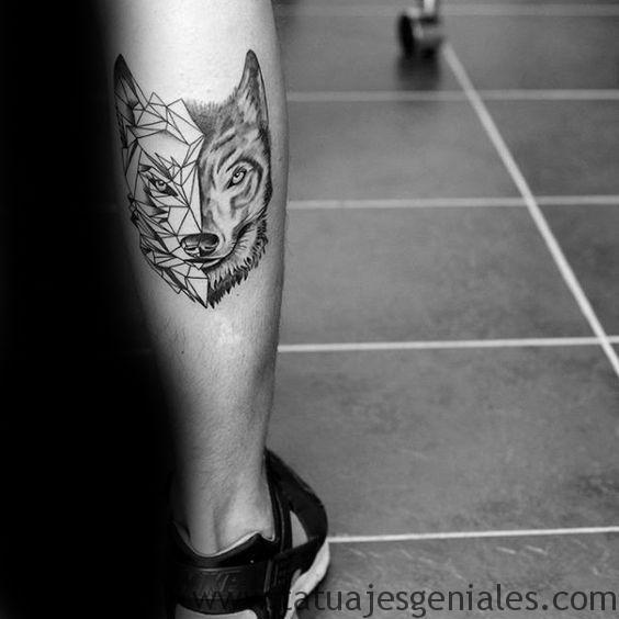 tatouage homme jambes tatouages 11
