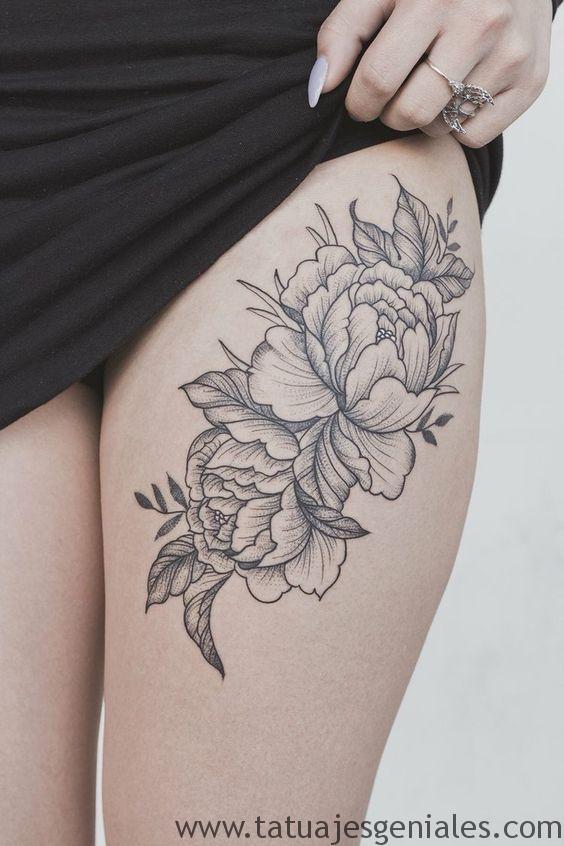 tatus cuisse femme 3