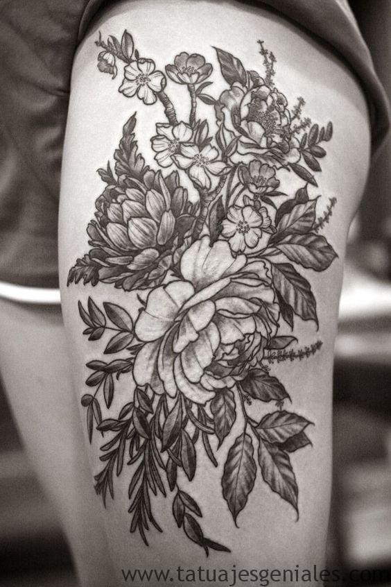 tatus cuisse femme 12