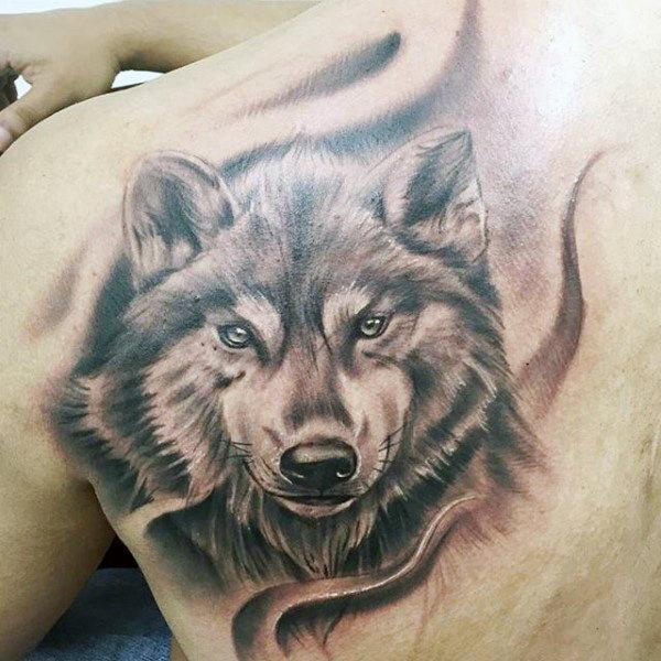 signification du tatouage de loup 2