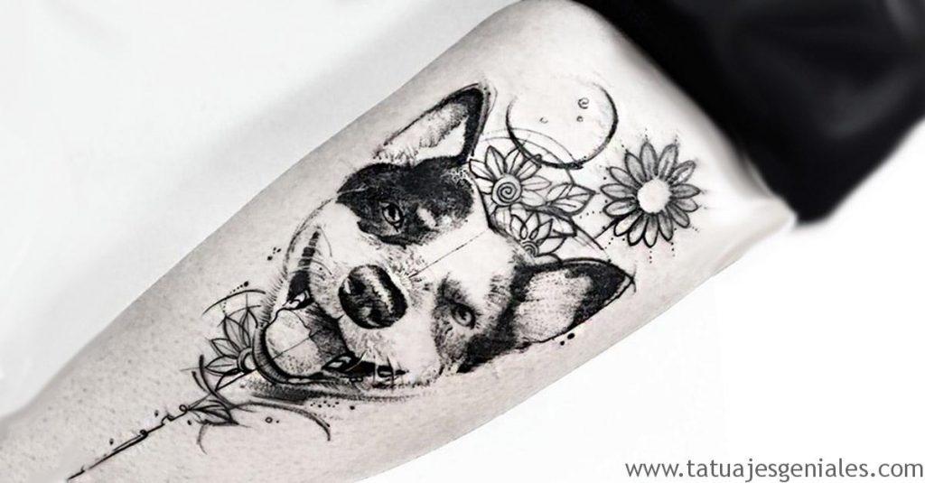Tatouages de chiens