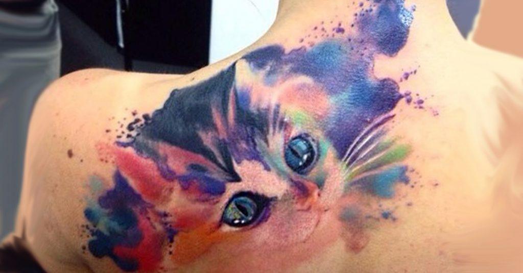 couverture de tatouage de chat 1024x535