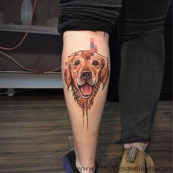 tatouages de chiens 7