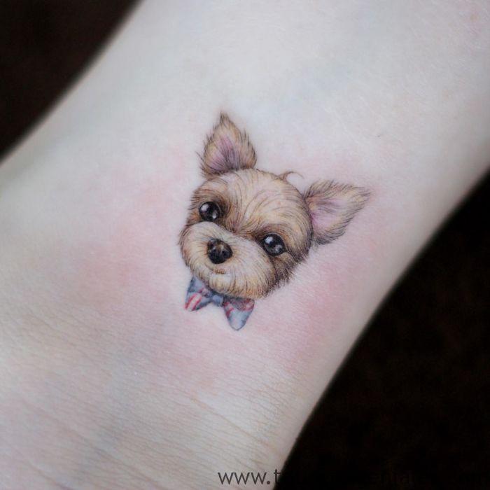 tatouages de chiens 34