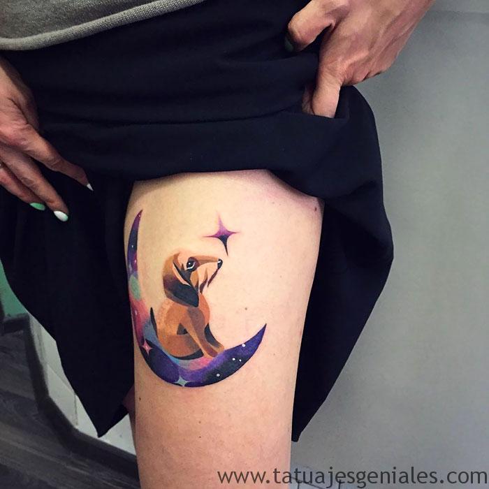tatouages de chiens 35