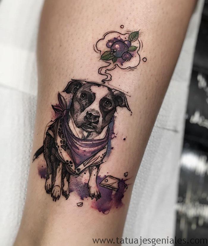 tatouages de chiens 60