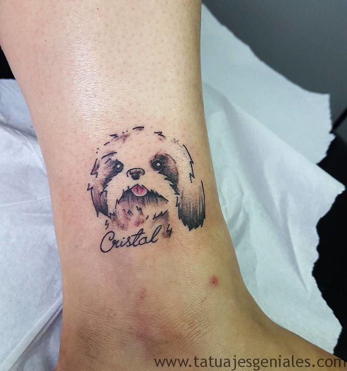 tatouages de chiens 9