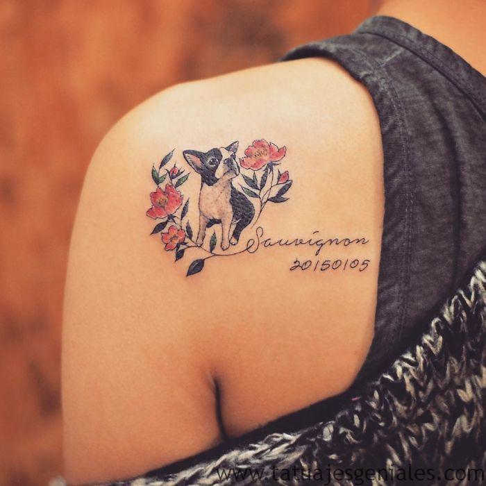 tatouages chiens femelles 2