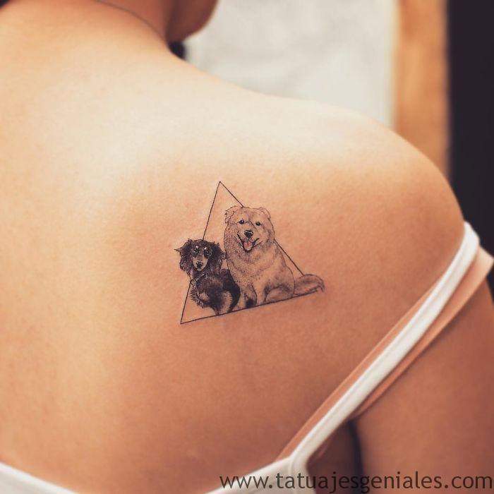 tatouages de chiens femelles 1