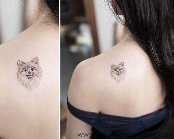tatouages de chiens femelles 5