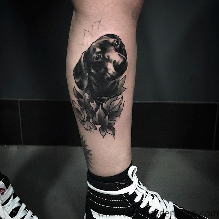 tatouages de chiens 2