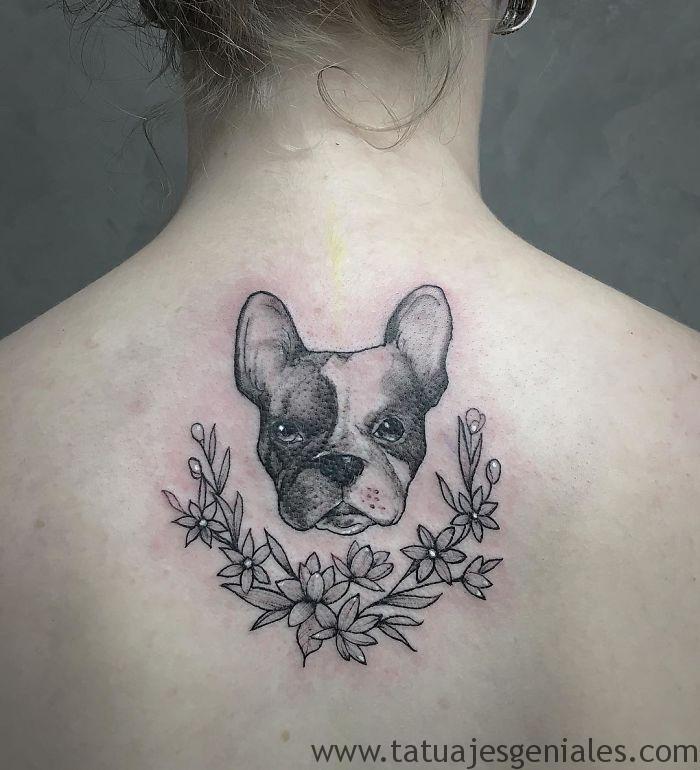 tatouages chiens boxeurs 3