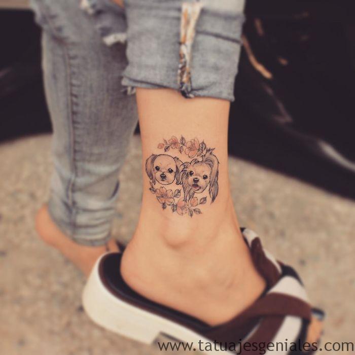 tatouages de chiens 13