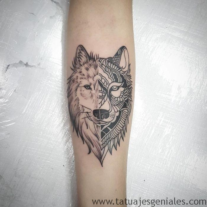 tatouages de chiens 19