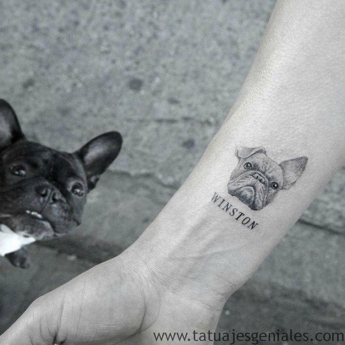 tatouages de chiens 28