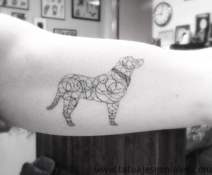 tatouages de chiens 45