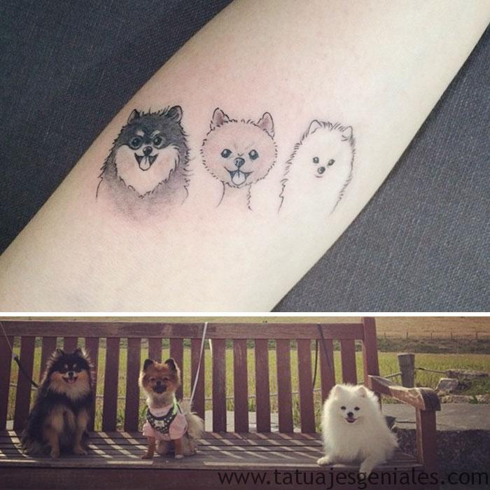 tatouages de chiens 48
