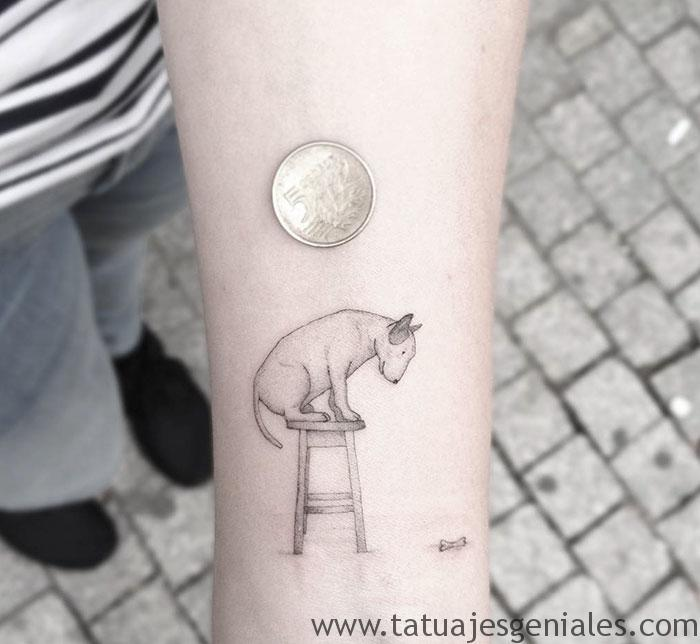 tatouages de chiens 50