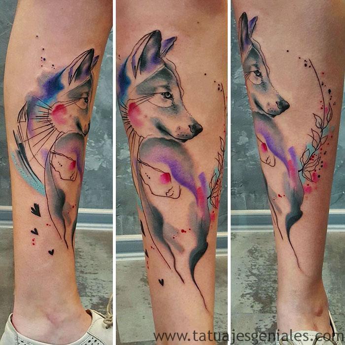 tatouages de chiens 53