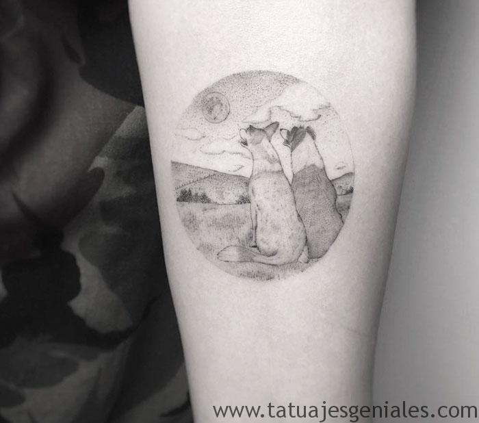 tatouages de chiens 56