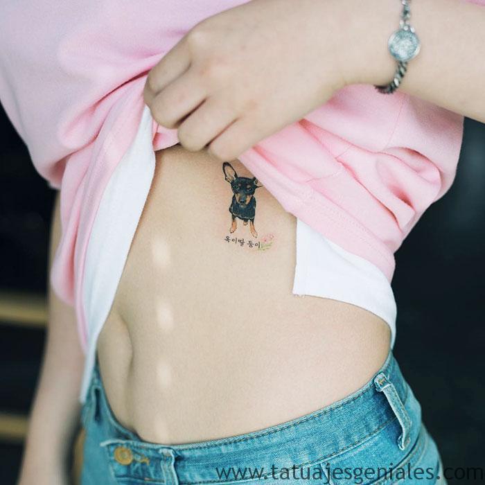 tatouages de chiens 61